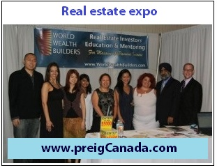 Canadian Real Estate Investment Expo Calgary Alberta