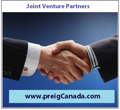 Joint Venture partners, Joint Venture
