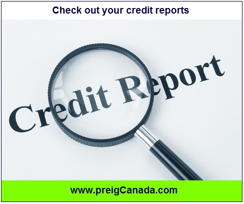 Check out your credit reports, Increase your credit score, improve your credit score