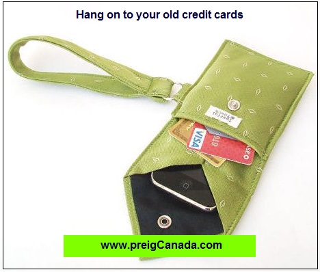 Hang on to your old credit cards, increase your credit score, improve your credit score