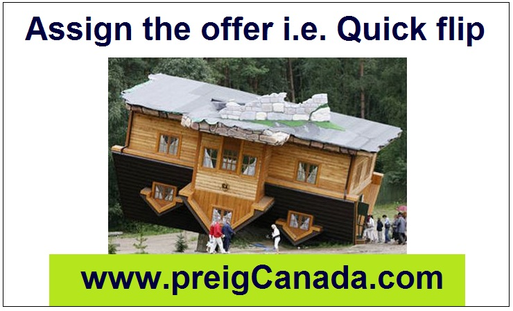 Start getting Canadian real estate deals on a 40 - 85% concession