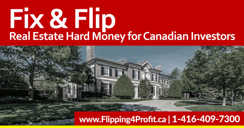 Shadow mortgage lenders in Canada