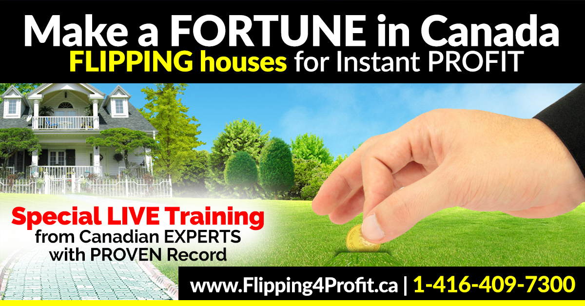 Real Estate Seminar LIVE Training, Real estate investment club, Professional Real Estate Investors Group, real estate investors, Canadian Real estate investors