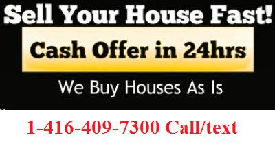 We Buy Houses in Toronto Fast